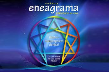Eneagrama & Proposito de Vida – 10 a 14 de novembro – Aracaju-SE